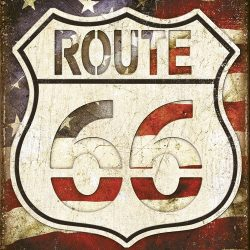 America's mother road-r66