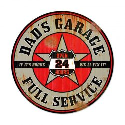 Dad's garage – Full service